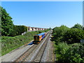 SK3432 : Commuter train to Derby by Peter Barr