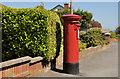 J4781 : Pillar box, Carnalea, Bangor by Albert Bridge