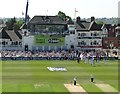 SK5837 : The start of the 2012 Trent Bridge Test Match by John Sutton