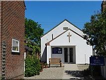 SK3030 : Methodist Chapel, Findern by Peter Barr