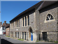 SU9721 : Petworth URC hall by Stephen Craven