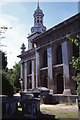 TQ3877 : St Alfege's church, Greenwich by Christopher Hilton