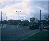 SK0003 : An ex-Birmingham bus at Lower Farm Estate by David Hillas