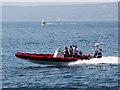 J5082 : RIB 'Pier Pressure' in Bangor Bay by Rossographer