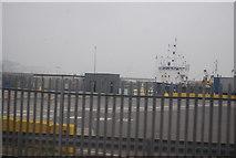 TR3140 : Dover Western Docks by N Chadwick