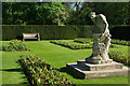 TL5262 : Hyacinth garden, Anglesey Abbey by Stephen McKay