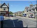 NN9358 : In Pitlochry by Michael Graham