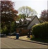 SJ8487 : New House, Yew Tree Grove, Gatley by Alex McGregor