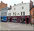 SO9490 : Former Albion pub, Dudley by Jaggery