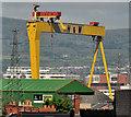 "J3575 : ""Samson"", Belfast (4) by Albert Bridge"