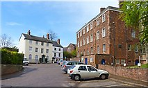 SX9292 : Bear Street, Exeter by Mike Smith