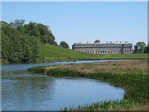 SU9622 : Petworth Park: Upper Pond by Stephen Craven