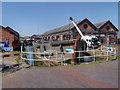 SJ4077 : FCB18 - A Concrete Barge by David Dixon