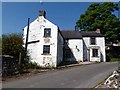 SK1678 : Former pub in Little Hucklow by Graham Hogg