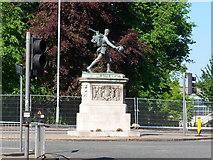 TL4557 : War Memorial, Cambridge by Meirion