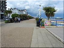 TV6198 : The Front at Eastbourne by Chris Heaton
