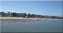 SY6878 : Weymouth Coastline by Paul Gillett