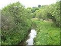 SW7653 : Un-named stream near Nansmellyn by Rod Allday