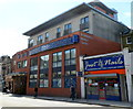 TQ2484 : Brondesbury Medical Centre, Kilburn by Jaggery