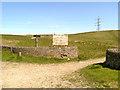 SD9513 : Bridleway Crossing by David Dixon