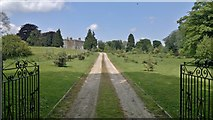SE7466 : Entrance to Firby Hall by Chris Morgan