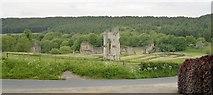 SE7365 : Kirkham Abbey by Chris Morgan