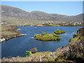 NF7928 : Loch nam Faoileann by Rupert Fleetingly