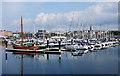 J5082 : Bangor Marina by Rossographer
