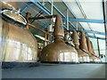 NR3845 : Stills at Laphroaig distillery by Rob Farrow