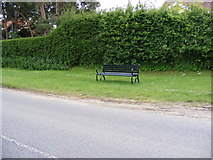TM3669 : Sibton Seat by Adrian Cable