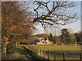 SE2459 : Nidderdale Way approaching Birstwith by Derek Harper