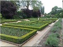 TQ2479 : Gardens within Holland Park by David Martin