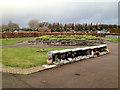 SO4940 : Garden of Rest, Hereford Cemetery by Robin Stott