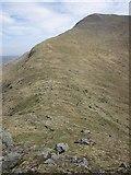 NN1332 : Western ridge of Beinn Eunaich by Patrick Mackie