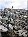 NN1332 : Approaching the summit of Beinn Eunaich by Patrick Mackie