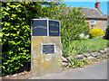 SU4098 : Parish Boundary Stone by Des Blenkinsopp