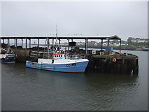 NZ3668 : Fish Quay, North Shields by JThomas