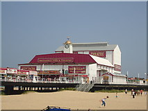 TG5307 : Britannia Pier, Great Yarmouth by Stacey Harris