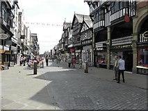 SJ4066 : Bridge Street, Chester by Kenneth  Allen