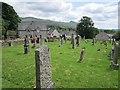 NS5285 : Old Cemetery, Killearn by Richard Webb