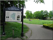 SK0573 : The Pavilion Gardens, Buxton by Kenneth  Allen
