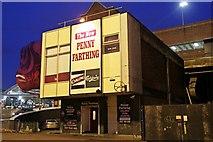 SJ3490 : The Penny Farthing Pub, Hood Street, Liverpool by El Pollock