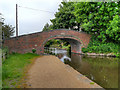 SJ6899 : Bridgewater Canal, Great Fold Bridge by David Dixon
