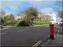 TQ3303 : Eastern Road / Sussex Square, BN2 by Mike Quinn