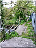 NY4756 : Footpath from Warwick Mill to Burnrigg Road by Rose and Trev Clough
