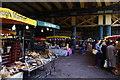 TQ3280 : London - Borough Market by Chris Talbot