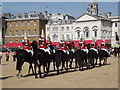 TQ3080 : Life Guards on Horseback by Colin Smith