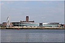 SJ3489 : Echo Arena, Liverpool by El Pollock