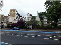 TQ2977 : The Old Rectory, Grosvenor Road, Pimlico by PAUL FARMER