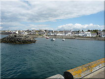 NX3343 : Harbour at Port William by Billy McCrorie